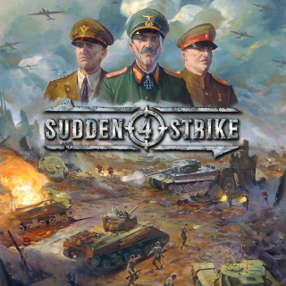 Sudden Strike 4   instant delivery
