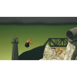 Getting Over It with Bennett Foddy   INSTANT DELIVERY