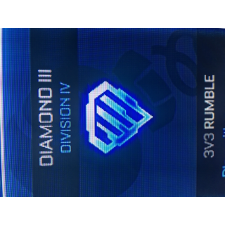 I will get you to diamond