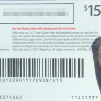 $15 iTunes Gift Card (instant delivery) - iTunes Gift Cards - Gameflip