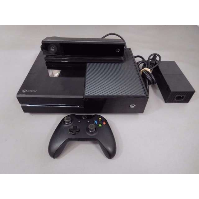 Xbox One 500gb Console And Kinect Video Games & Consoles