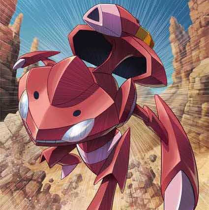 Shiny Movie Genesect Pokemon X Y Omega Ruby Or Alpha Sapphire 3ds