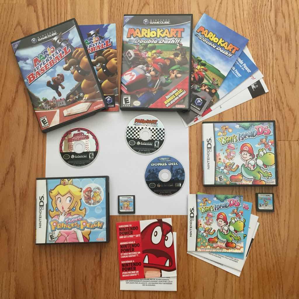 Reserved Kenneth Only Nintendo Ds Gamecube Bundle Nintendo Ds Games Good Gameflip