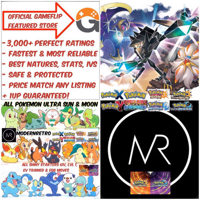 event pokemon special deal any 6 pok in game items gameflip
