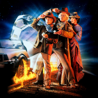 Back to the Future Part III (1990) VUDU HDX