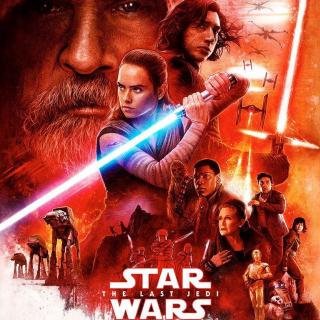 Star Wars: The Last Jedi (2017) Google Play HD
