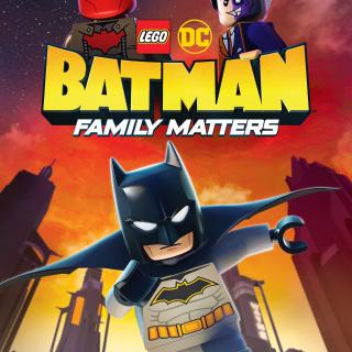 *InstaWatch* Lego DC Batman: Family Matters (2019) (VUDU HDX) - READ DESCRIPTION!