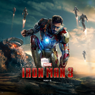 (HD) Iron Man 3 (2013)