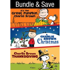 *InstaWatch* Peanuts Holiday Collection (VUDU HDX) - READ DESCRIPTION!