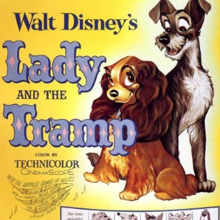 Lady and the Tramp (1955) HD