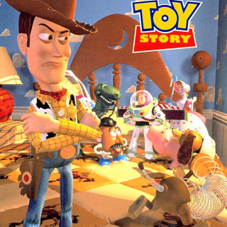 Toy Story (1995) UHD/4K with DMR Points