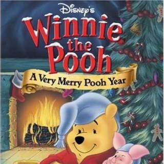 Winnie the Pooh: A Very Merry Pooh Year (2002) HD