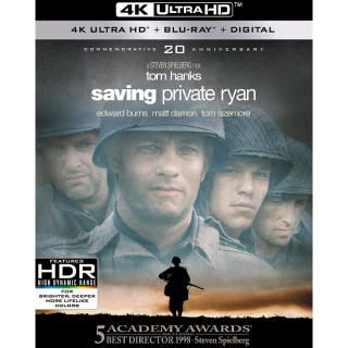 (UHD/4K) Saving Private Ryan (1998)