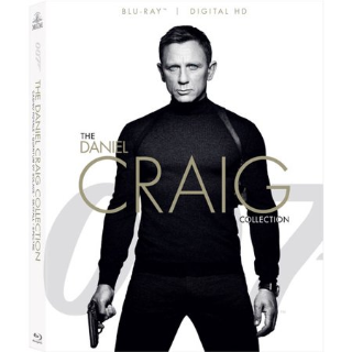 *InstaWatch* 007: The Daniel Craig 4-Film Collection (VUDU HDX) - READ DESCRIPTION!