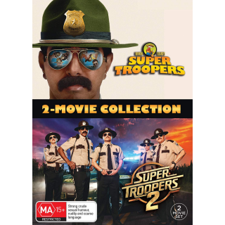 *InstaWatch* Super Troopers / Super Troopers 2 (Bundle) (VUDU HDX) - READ DESCRIPTION!