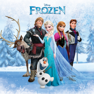 (HD) Frozen (2013) with DMR Points