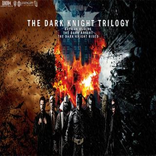 *InstaWatch* The Dark Knight Trilogy (VUDU HDX) - READ DESCRIPTION!