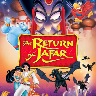 Aladdin 2: Aladdin and the Return of Jafar (1994) HD