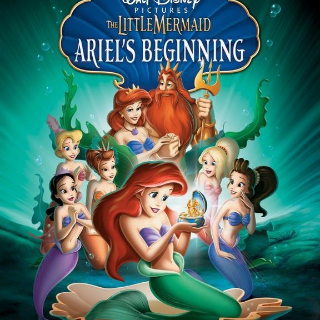 (HD) The Little Mermaid III: Ariel's Beginning (2008)