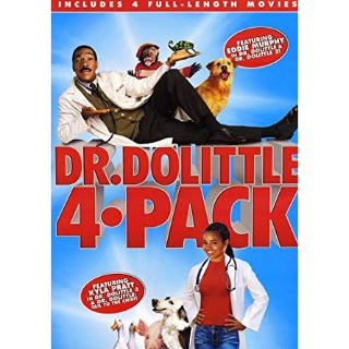 *InstaWatch* Dr. Dolittle 4-Pack (VUDU SD) - READ DESCRIPTION!