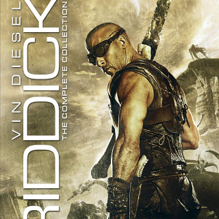 *InstaWatch* Riddick Collection (Unrated) (VUDU HDX)