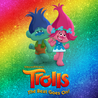 (HD) Trolls (2016) MA or VUDU