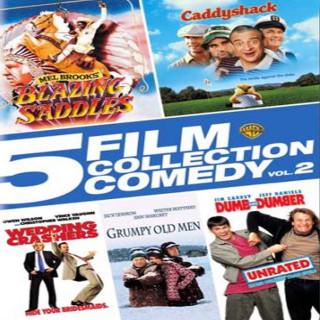 5 Film Classic Comedy Collection Vol 2 (Bundle) SD - Digital
