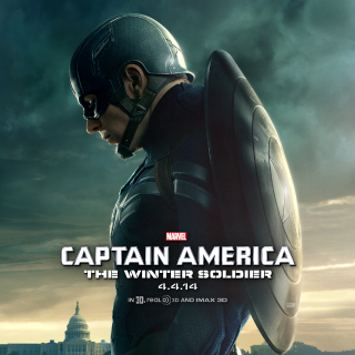 Captain America: The Winter Soldier (2014) HD