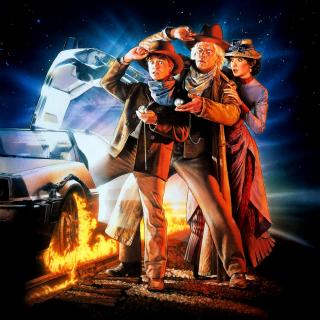 Back to the Future Part III (1990) VUDU HDX