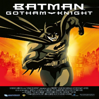 (HD) Batman: Gotham Knight (2008) MA or VUDU