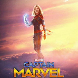 Captain Marvel (2019) Google Play HD
