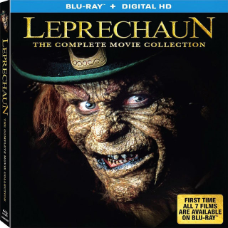 *InstaWatch* Leprechaun Complete Collection (VUDU HDX) - READ DESCRIPTION!