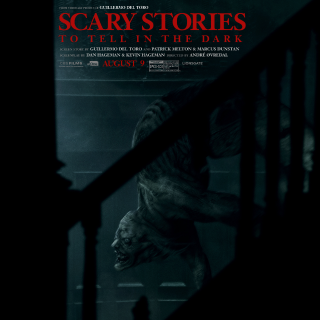 *InstaWatch* Scary Stories to Tell in the Dark (2019) (VUDU HDX) - READ DESCRIPTION!