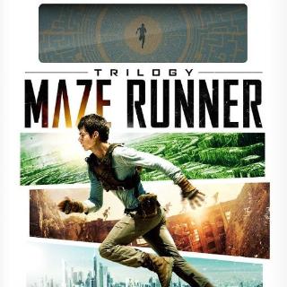 *InstaWatch* Maze Runner Trilogy (VUDU HDX) - READ DESCRIPTION!