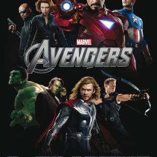 The Avengers (2012) Google Play HD