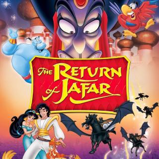 Aladdin 2: Aladdin and the Return of Jafar (1994) HD