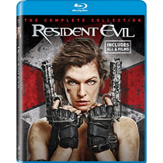 *InstaWatch* Resident Evil 6 Film Collection (VUDU HDX)