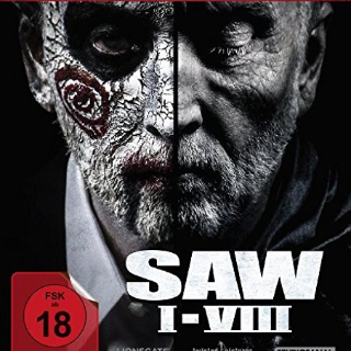 *InstaWatch* Saw - 8 Film Collection (VUDU HDX) - READ DESCRIPTION!
