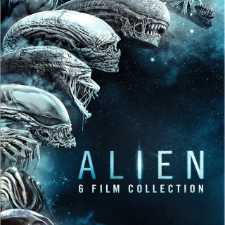 *InstaWatch* Alien 6 Film Collection (VUDU HDX) - READ DESCRIPTION!