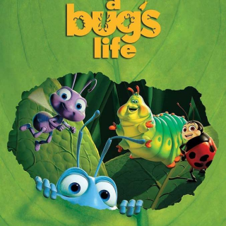 A Bug's Life (1998) Google Play HD