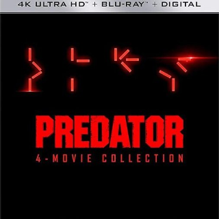 *InstaWatch* Predator 4-Movie Collection (VUDU UHD/4K) - READ DESCRIPTION!