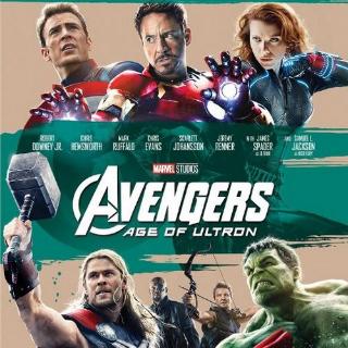 Avengers: Age of Ultron (2015) Google Play HD
