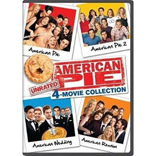 *InstaWatch* American Pie Unrated 4-Movie Collection (VUDU SD) - READ DESCRIPTION!