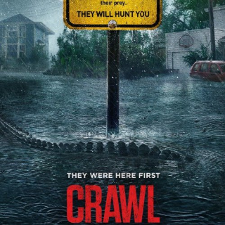 *InstaWatch* Crawl  (2019) (VUDU HDX) - READ DESCRIPTION!