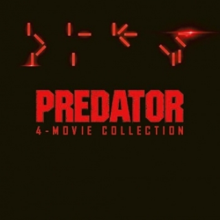 (HD) Predator 4-Movie Collection MA or VUDU