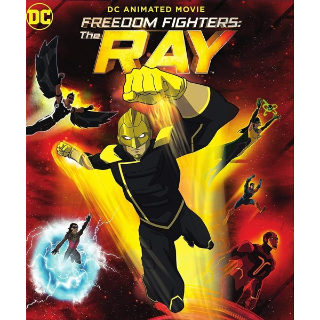 *InstaWatch* Freedom Fighters: The Ray (2018) (VUDU HDX) - READ DESCRIPTION!