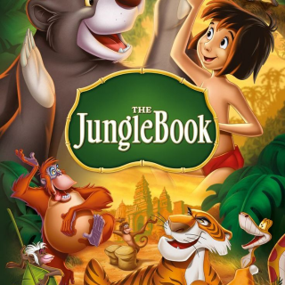The Jungle Book (1967) Google Play HD