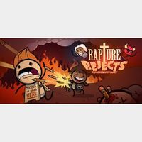 "Rapture Rejects and Rapture Rejects - Humble Exclusive ""Safari Outfit"