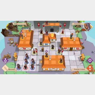King and Assassins - Online Board Game