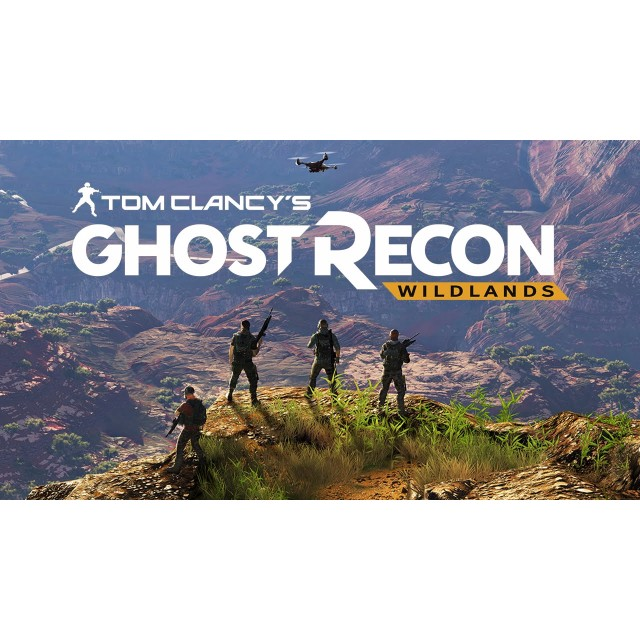 Ghost Recon Wildlands/For Honor Nvidia code (MUST HAVE